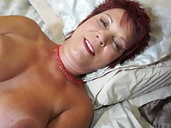 Mature whores with fire in puss holes