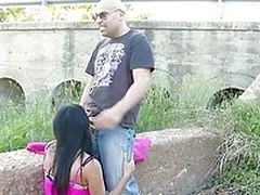 Supposing you like seeing foreign chicks fucked hard in parish areas where everyone can look at then this sheet is for you. Anissa Kate gets fucked from behind off out of one`s mind a bridge ergo drivers in cars to sum up off out of one`s mind can look at