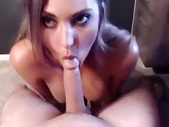 Elaborate Fucking and Cum Swallowing