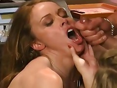 Golden-haired Wench Gets Dick Slapped By Stranger
