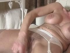 Sexy British mother I`d like to fuck likes to masturbate