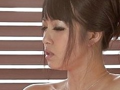 Well done asian floozy is sitting on the bathtub and is playing hard more a big dildo. She sticks the dildo in her hairy cunt  and  again, till she starts squirting. The floozie is really good at handling turn this way dildo, she knows what she needs. Thi