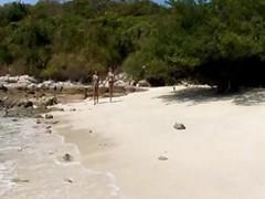 Sapphist Fun During Sun Bathing