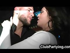 Club Babes Orgy