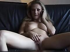 Rookie blonde mother phonesex Katrina from 1fuckdatecom