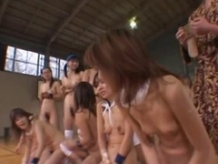 The Asian Naked Basketball Tournament is Reaching Its Final Stages
