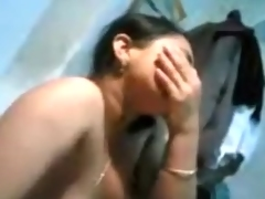 Newly Married Desi Bhabhi Screwed By Devar
