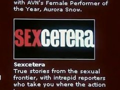 This printing of Sexcetera features Boston Babydolls, and has behind-the-scenes interviews with the models and how to see the videos online. The next story has a reporter in Italy, covering a Florentine photographer whose specialty is in nude women. The w