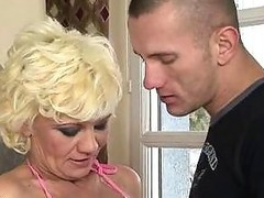 Granny Orchidea seduces Tomi Part 1 by twinkpay