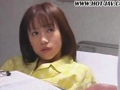 Japanese babe is there prison and is treated lasting as she's fucked