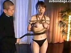 japanese concomitant bondage  and  concomitant domination femdom