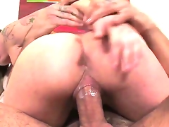 Teen slut Bailey Blue gets the mouth fuck of her dreams with hard cocked fuck buddy
