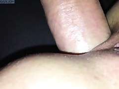 Amateur Brazil Pair Doing Butt Sex Without a Condom
